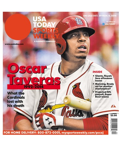 10/29/2014 Issue of Sports Weekly