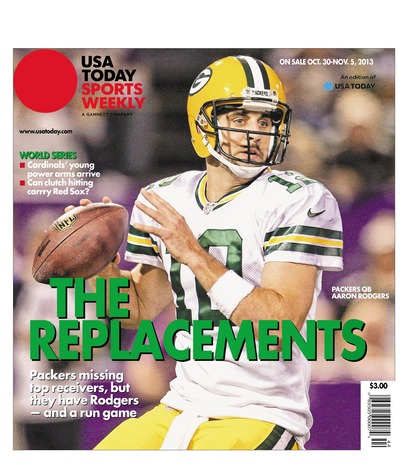 10/30/2013 Issue of Sports Weekly