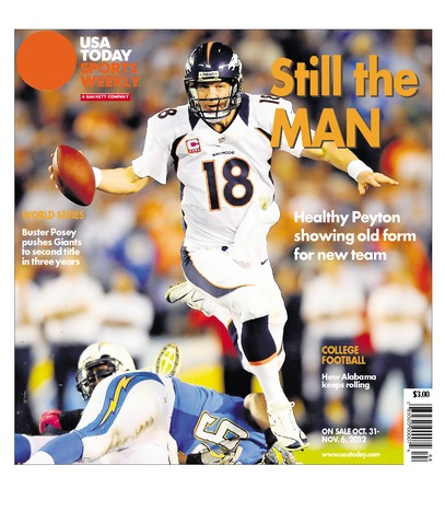 10/31/2012 Issue of Sports Weekly