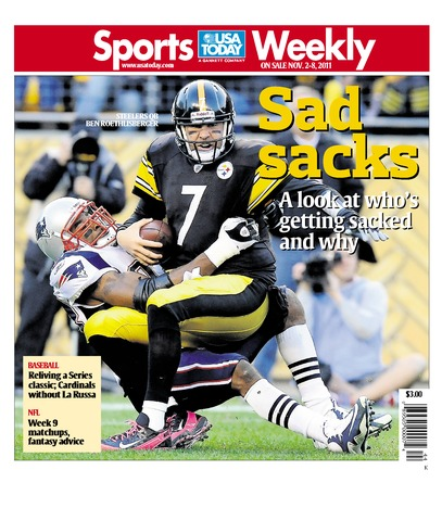 11/02/2011 Issue of Sports Weekly