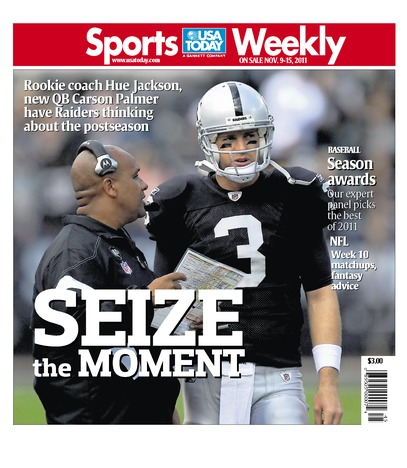 11/09/2011 Issue of Sports Weekly