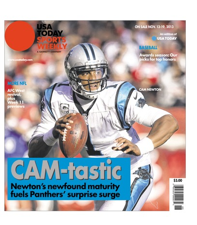 11/13/2013 Issue of Sports Weekly