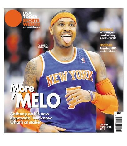 11/14/2012 Issue of Sports Weekly