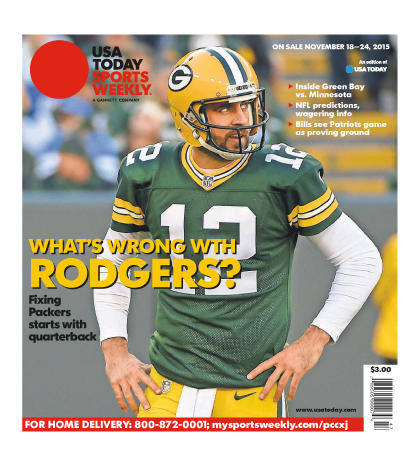11/18/2015 Issue of Sports Weekly