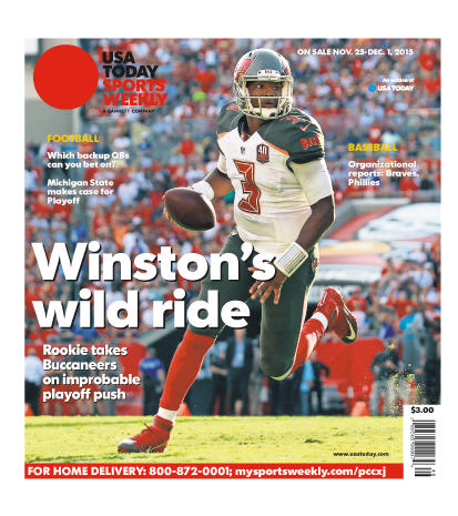 11/25/2015 Issue of Sports Weekly