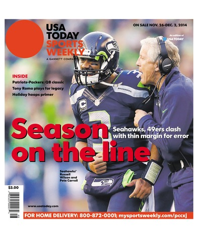 11/26/2014 Issue of Sports Weekly