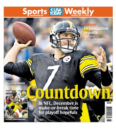 12/01/2010 Issue of Sports Weekly