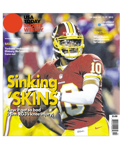 12/11/2013 Issue of Sports Weekly