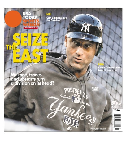 12/12/2012 Issue of Sports Weekly