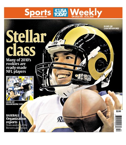 12/15/2010 Issue of Sports Weekly