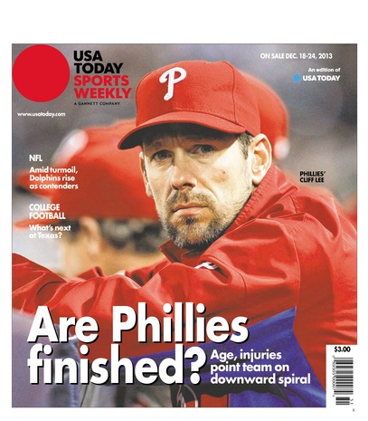 12/18/2013 Issue of Sports Weekly