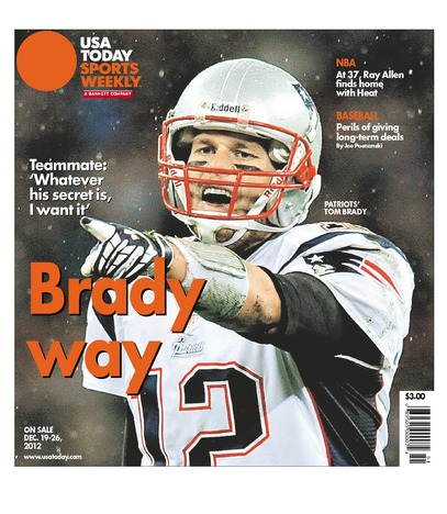 12/19/2012 Issue of Sports Weekly
