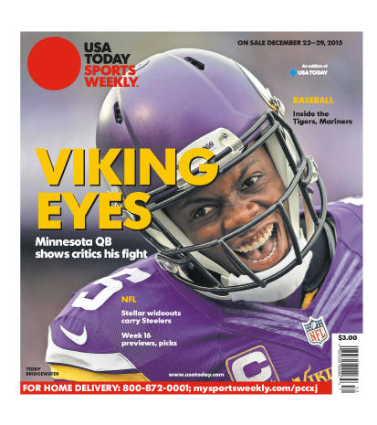 12/23/2015 Issue of Sports Weekly
