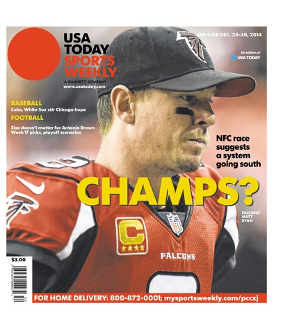 12/24/2014 Issue of Sports Weekly