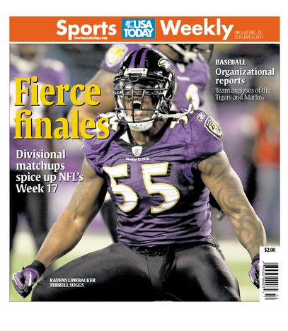 12/29/2010 Issue of Sports Weekly
