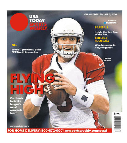12/30/2015 Issue of Sports Weekly