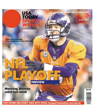 12/31/2014 Issue of Sports Weekly