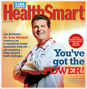 6/18/2007 Healthsmart Issue of USA Weekend