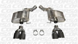UUC/Corsa exhaust for 2012-2015 M6 convertible, coupe, grand coupe THUMBNAIL