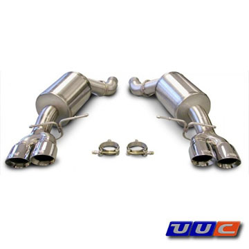 Corsa Exhaust for '06+ E60 M5_MAIN