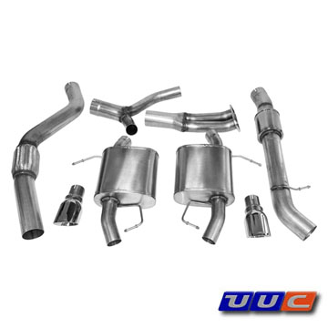 Corsa Cat-Back Exhaust for E92 335i