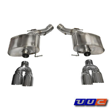 Corsa Exhaust for F10 M5