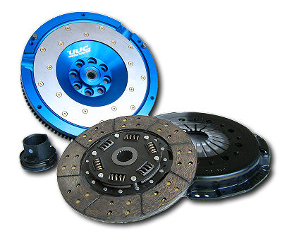 Lightweight Flywheel & clutch -  '03+ E46 330 6-speed/SMG, Z4 3.0, '04+ 530i