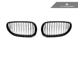 AutoTecknic Replacement Glazing Black Front Grilles - E60 5-Series | M5_LARGE