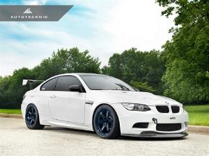 AUTOTECKNIC REPLACEMENT STEALTH BLACK FRONT GRILLES - E92/ E93 3-SERIES (INCLUDING E9X M3)_LARGE