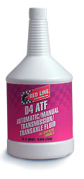 Redline D4 Synthetic ATF