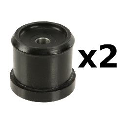 Differential mount bushings for E46 330, 328/325/323 - ONE PAIR_THUMBNAIL