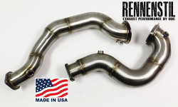 Rennenstil Performance Downpipes for 2007-2010 335i/135i with N54 engine