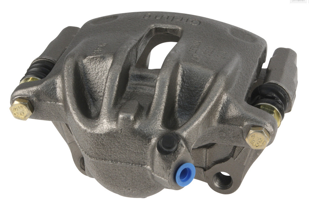 Premium remanufactured FRONT LEFT caliper for E30 325/318 - GIRLING VERSION