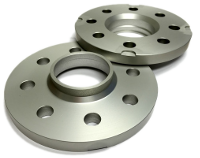 12mm wheels spacers 4X100, 57.1CB for E30 and other models._THUMBNAIL