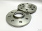 15mm wheels spacers 4X100, 57.1CB for E30 and other models. SWATCH