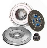 Lightweight Flywheel for  '93-'95 E34 M5 3.8l (Euro-spec) ONLY and all E34 535i with clutch kit THUMBNAIL