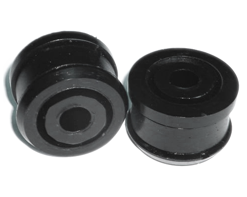 Front  control arm bushings (FCAB/LCAB) for all E36 3-series, E30 3-series, Z3, Z1 - ONE PAIR LARGE