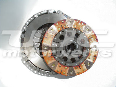 UltraSmooth CeraMetallic clutch kit for '96-'03 E39 M5 and 540i (540i 6/96 production and later)