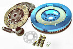 OE-size V8 Flywheel and Clutch kit (moderate weight) - E39 M5 and Z8 THUMBNAIL