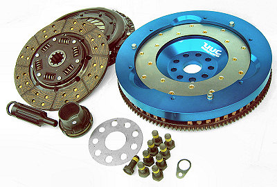 Moderate Lightweight Flywheel and Clutch kit (240mm) - E34 540i_LARGE