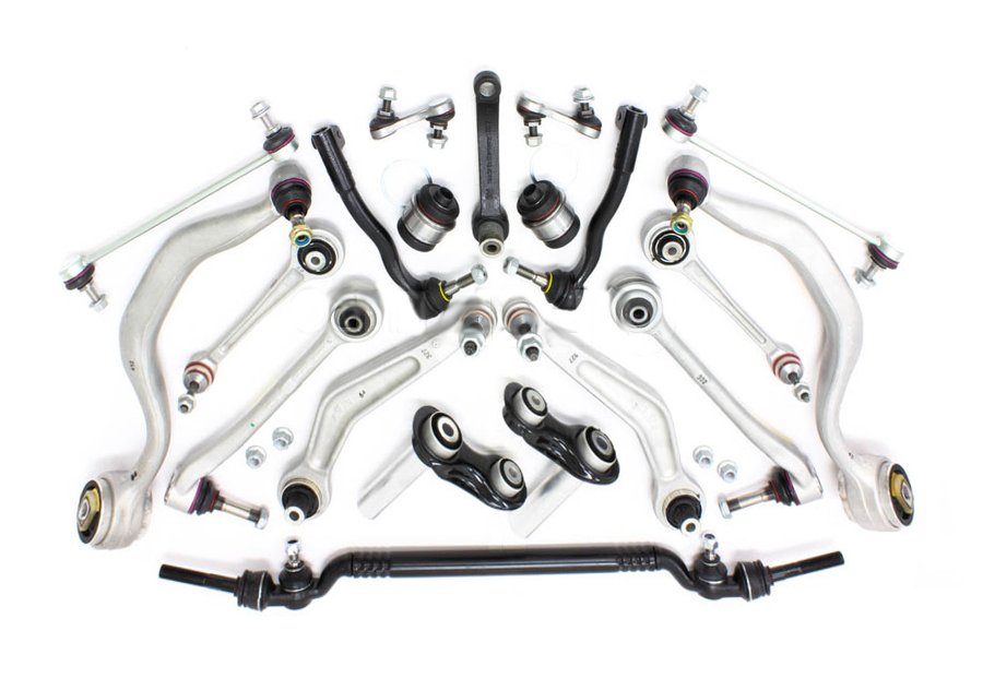 20-Piece Control Arm Kit (E39 540i M5) THUMBNAIL