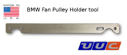 Fan Pulley Holder tool