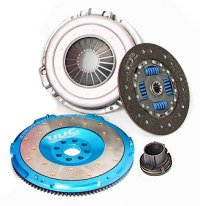 Lightweight Flywheel & clutch -  E46 325i/Ci models built 9/2003 and later - 22 SPLINE DISK KIT THUMBNAIL