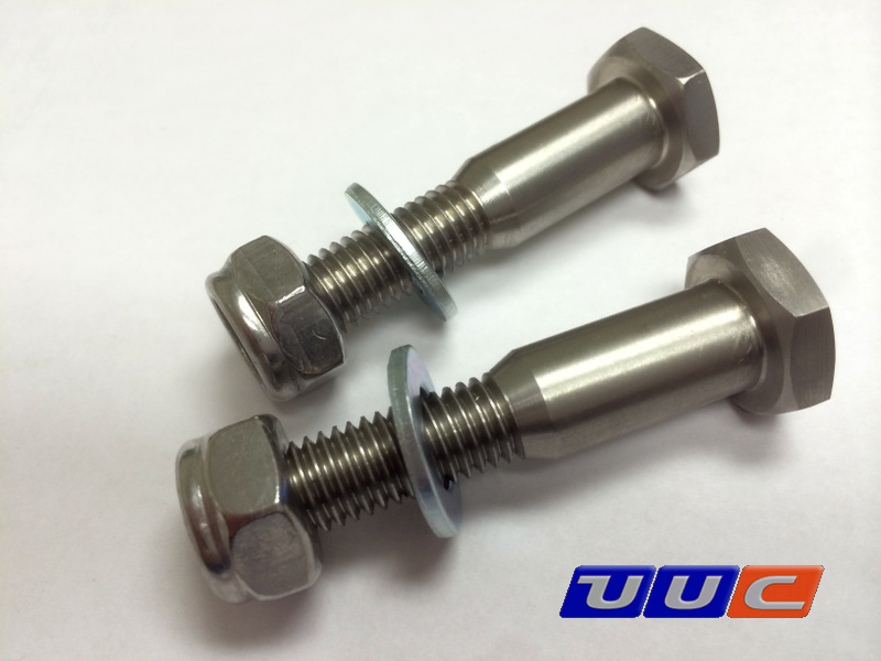 Rear swaybar link bolt kit