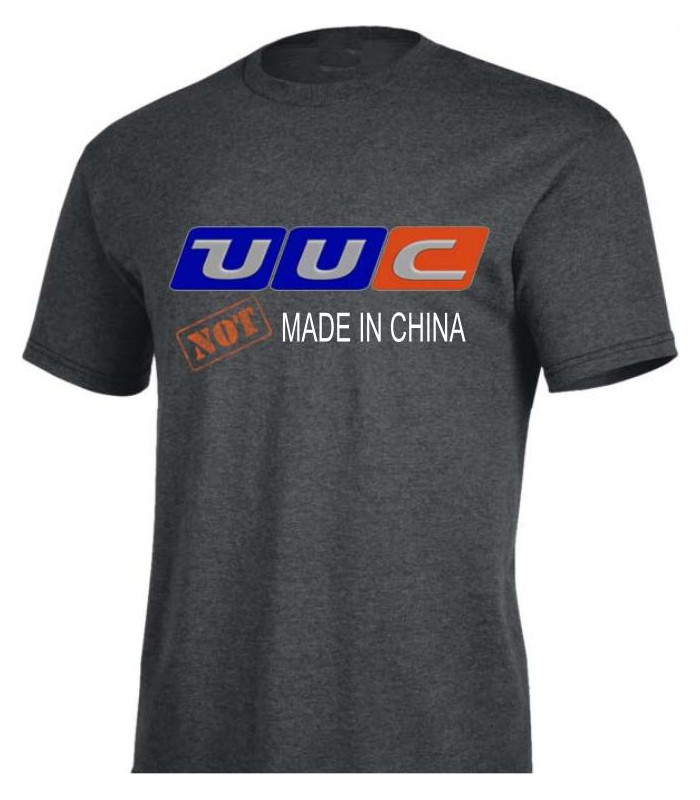 "UUC ""NOT Made In China"" T Shirt"