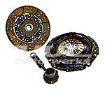 Performance Organic clutch kit for '03-'05 E46 330i/Ci 6-speed when using UUC lightweight flywheel
