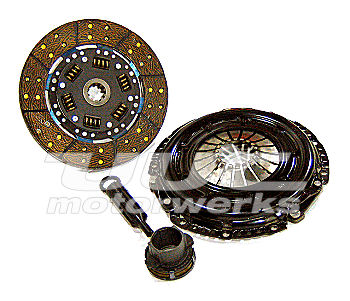 Multi Puck clutch kit for '03-'05 E46 330i/Ci 6-speed MAIN