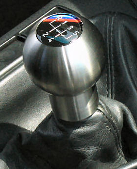 RK6A height-adjustable shift knob