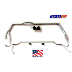 SwayBarbarian FRONT AND REAR sway bar set for F30 Xi_LARGE