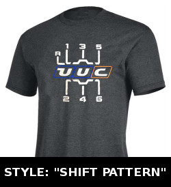 UUC T Shirt - FREE with any order over $30. CHOOSE YOUR SIZE.